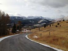 Montana-style running